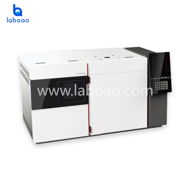 Spectromètre de masse pour chromatographe en phase gazeuse GC-MS 3200